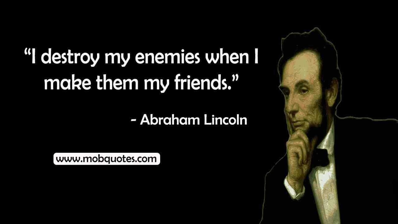 Abraham Lincoln quotes civil war