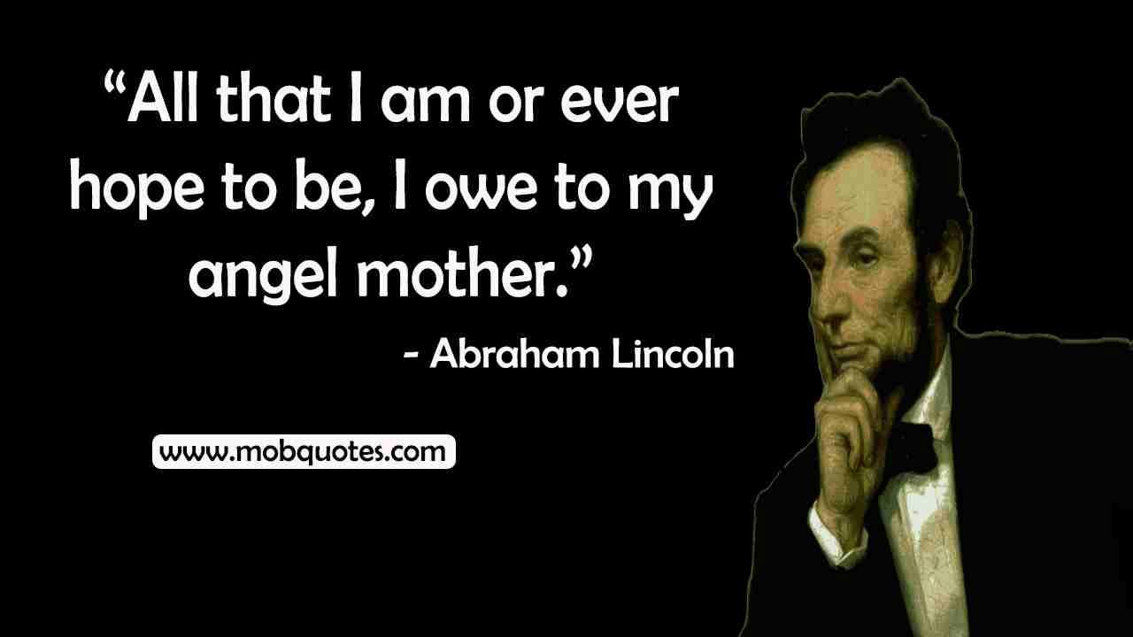 Abraham Lincoln romantic quotes