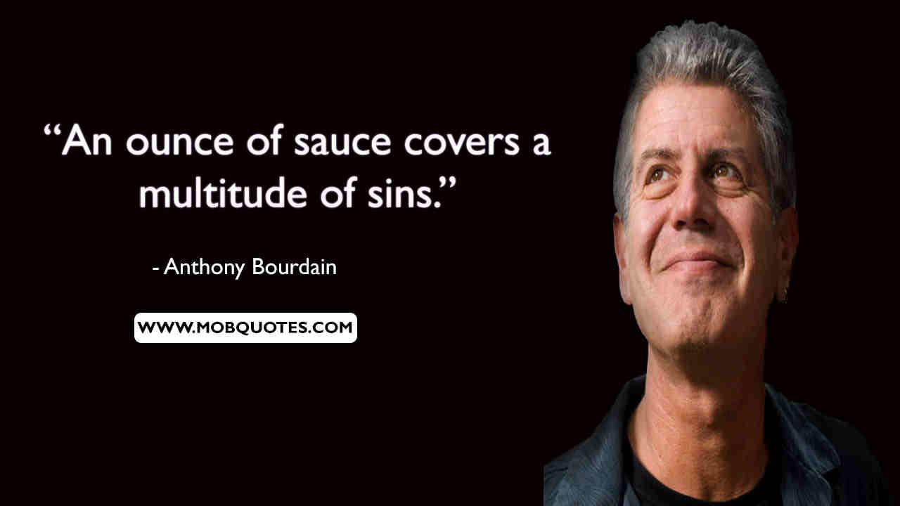 Anthony Bourdain Quotes Kitchen Confidential