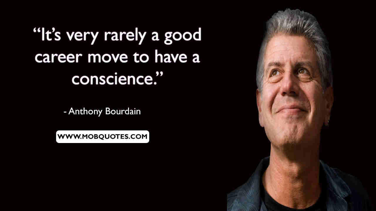 Anthony Bourdain Quotes Travel Changes You