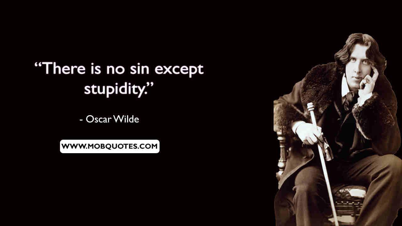 Best Of Oscar Wilde Quotes