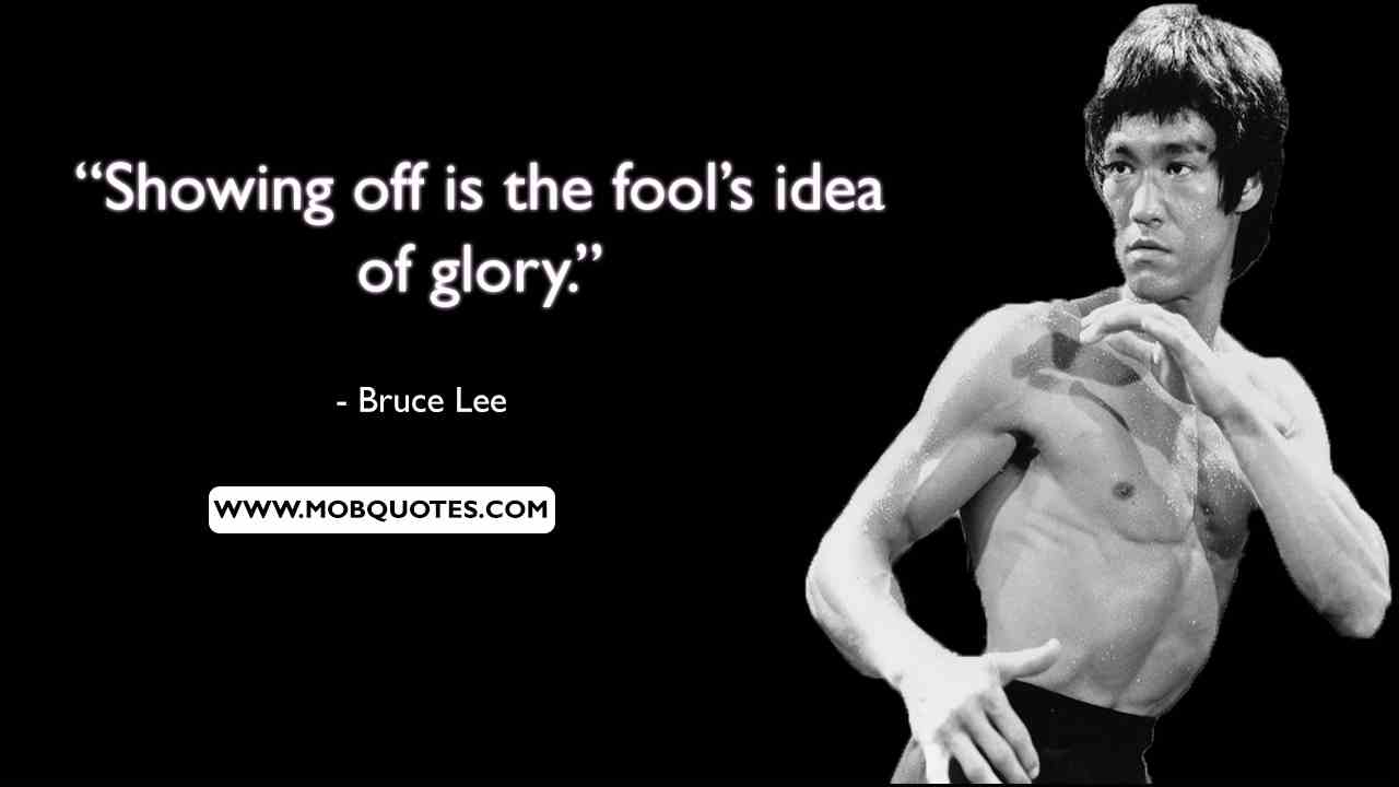 Bruce Lee Quotes Love