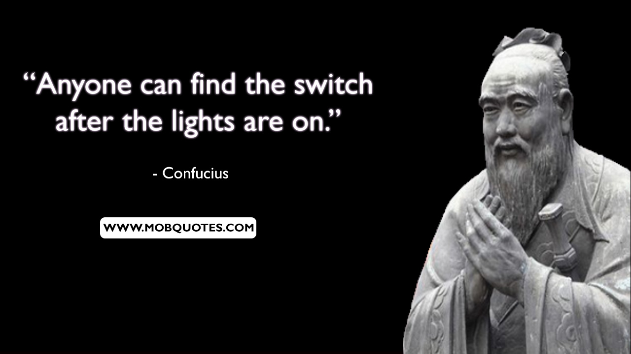 Confucius Quotes About Respect