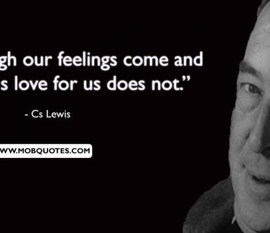 Cs Lewis Quotes On Love
