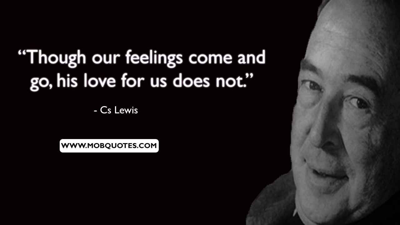 87 Best Cs Lewis Quotes To Help You Build Stronger Principles