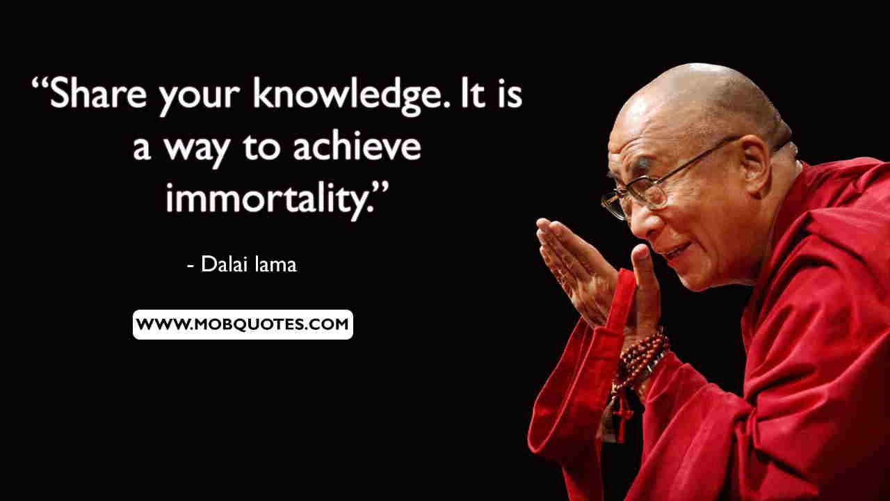 Dalai Lama Quotes About Health