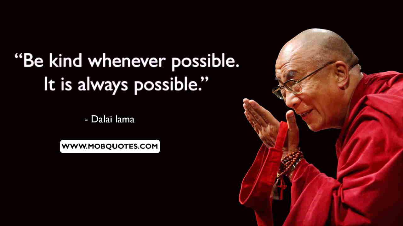 Dalai Lama Quotes About Humanity