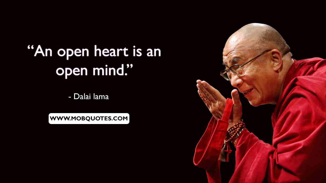 Dalai Lama Quotes About Man