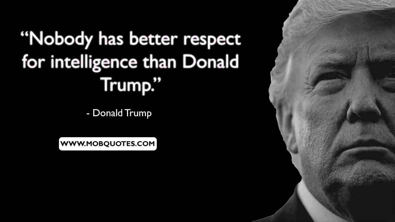 Donald Trump Senior Quote