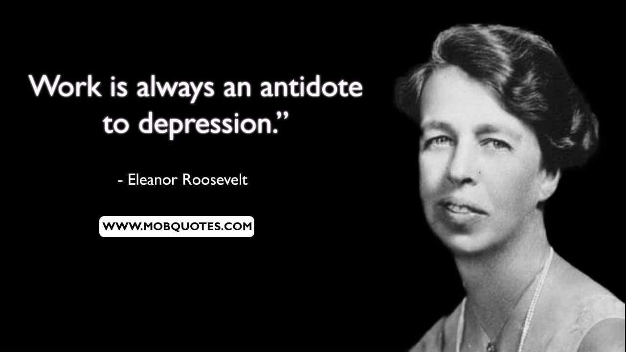 Eleanor Roosevelt Quotes Feminism