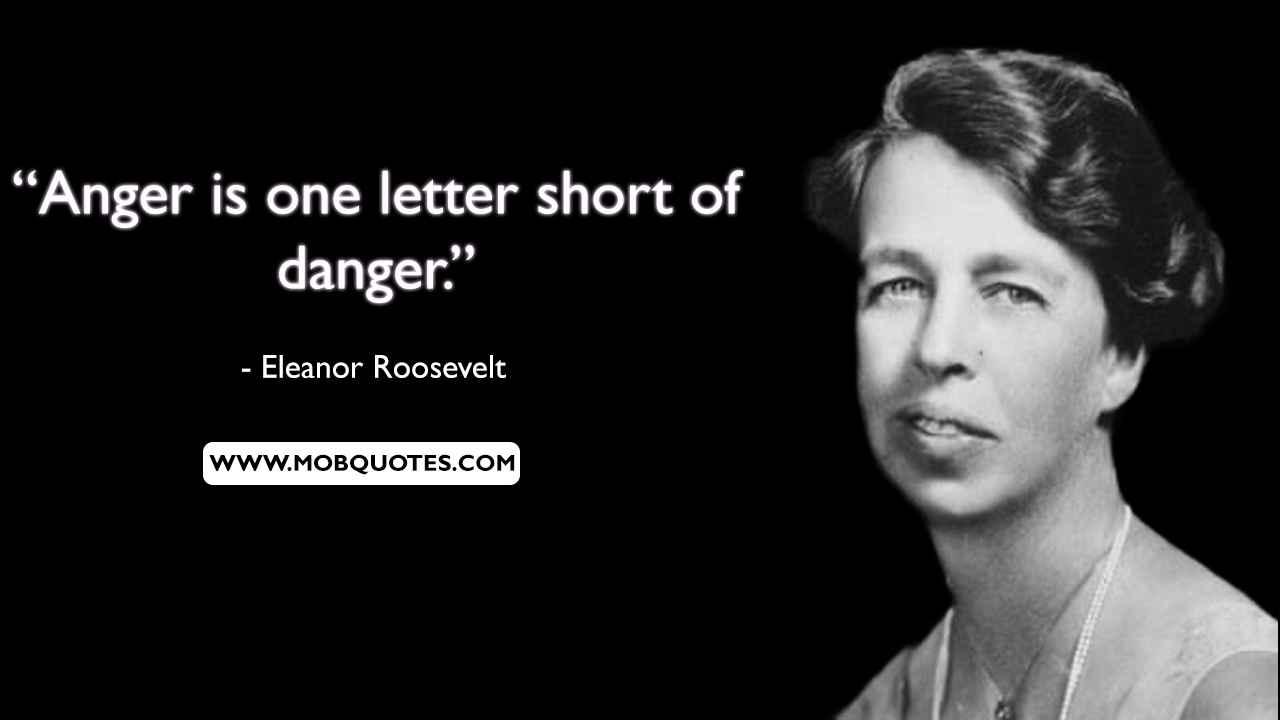Eleanor Roosevelt Quotes Tea Bag