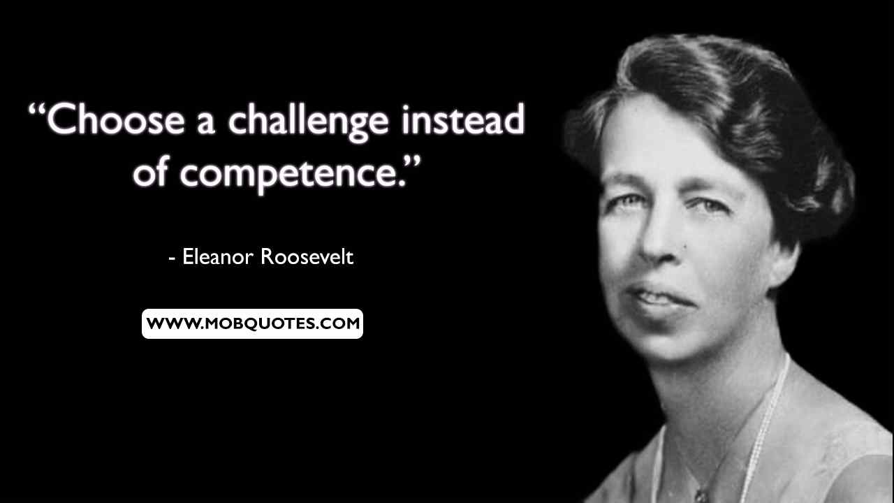 Eleanor Roosevelt Quotes The Future Belongs