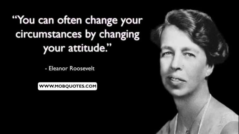 94 Best Eleanor Roosevelt Quotes Do What You Feel