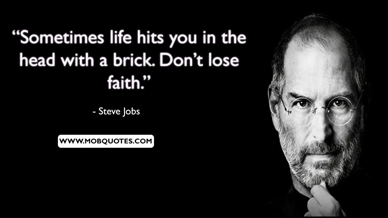 Entrepreneur Quotes Steve Jobs