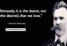 Friedrich Nietzsche Famous Quotes
