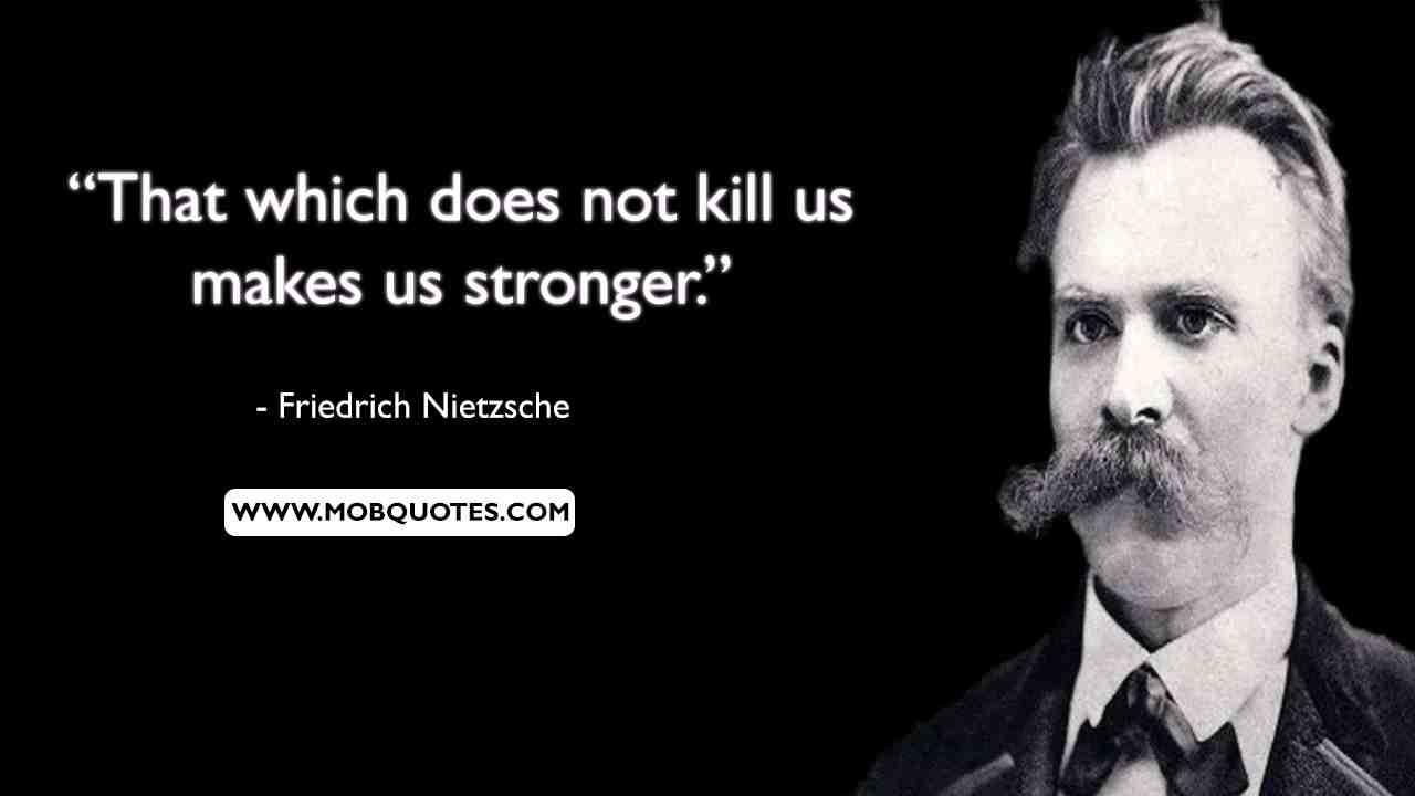 Friedrich Nietzsche Inspirational Quotes