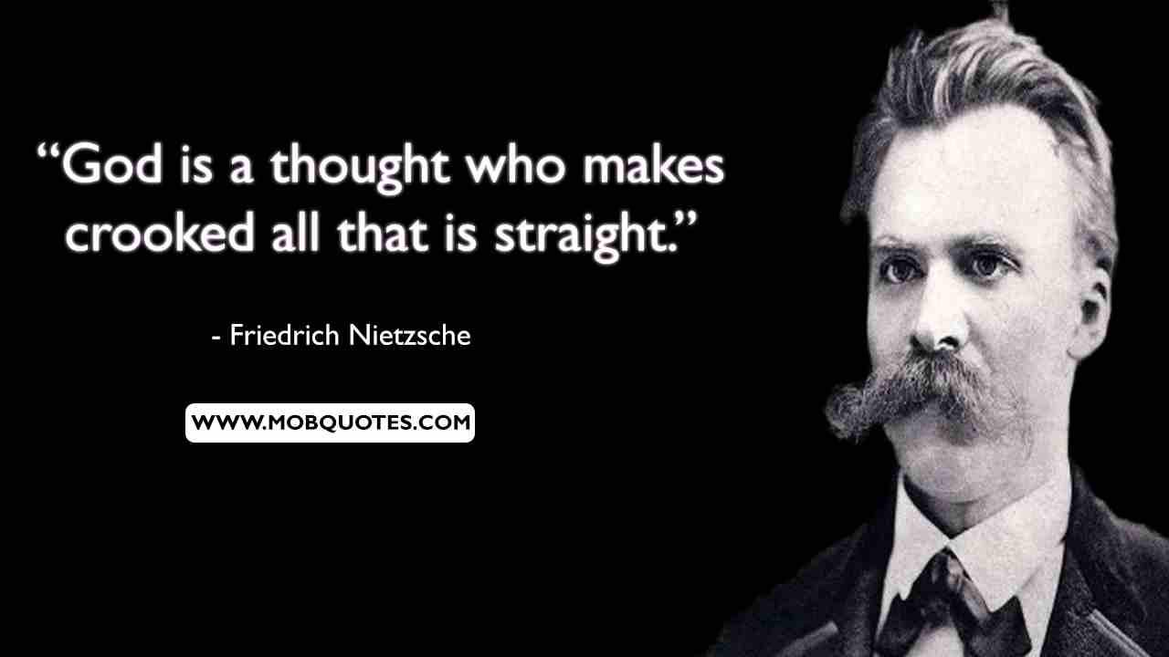 Friedrich Nietzsche Quotes God Is Dead