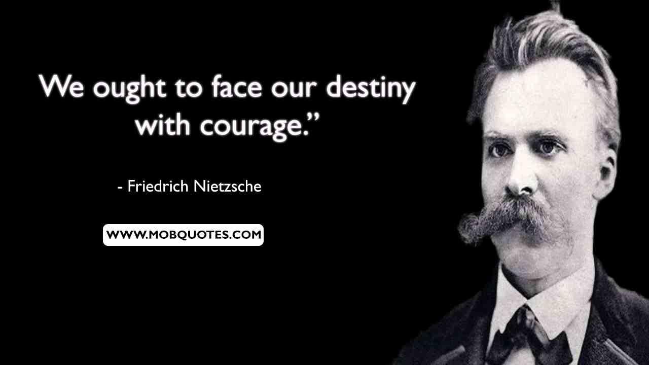 Friedrich Nietzsche Quotes Morality