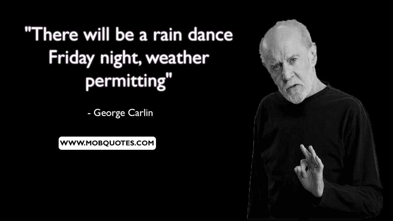 George Carlin Quotes Education