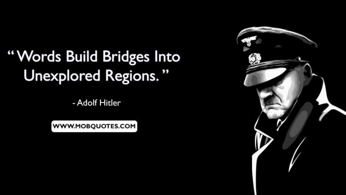 Hitler Quotes About Love