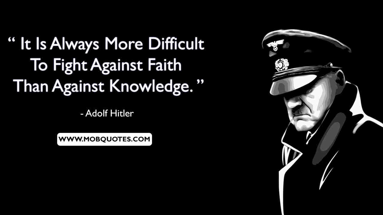 Hitler Quotes On Education