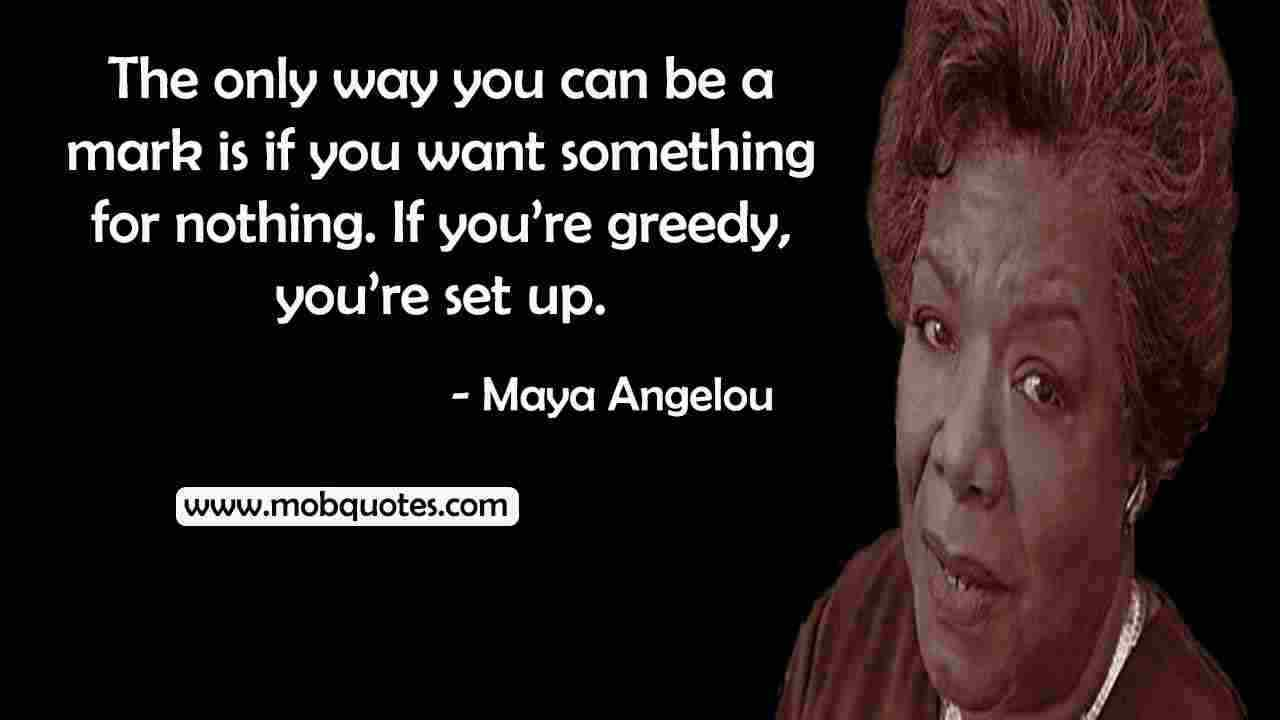 MAYA ANGELOU QUOTES ABOUT COURAGE, SUCCESS