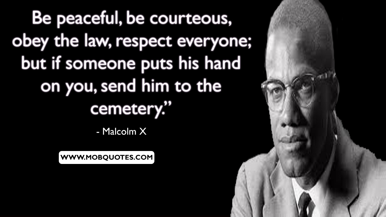 Malcolm X Quotes Education Is The Passport To The Future