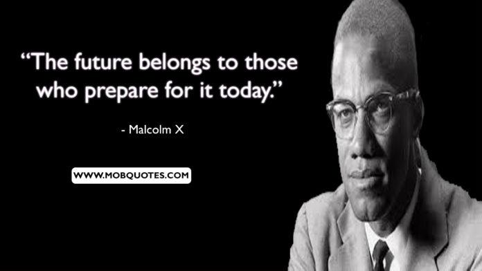 Malcolm X Quotes Media