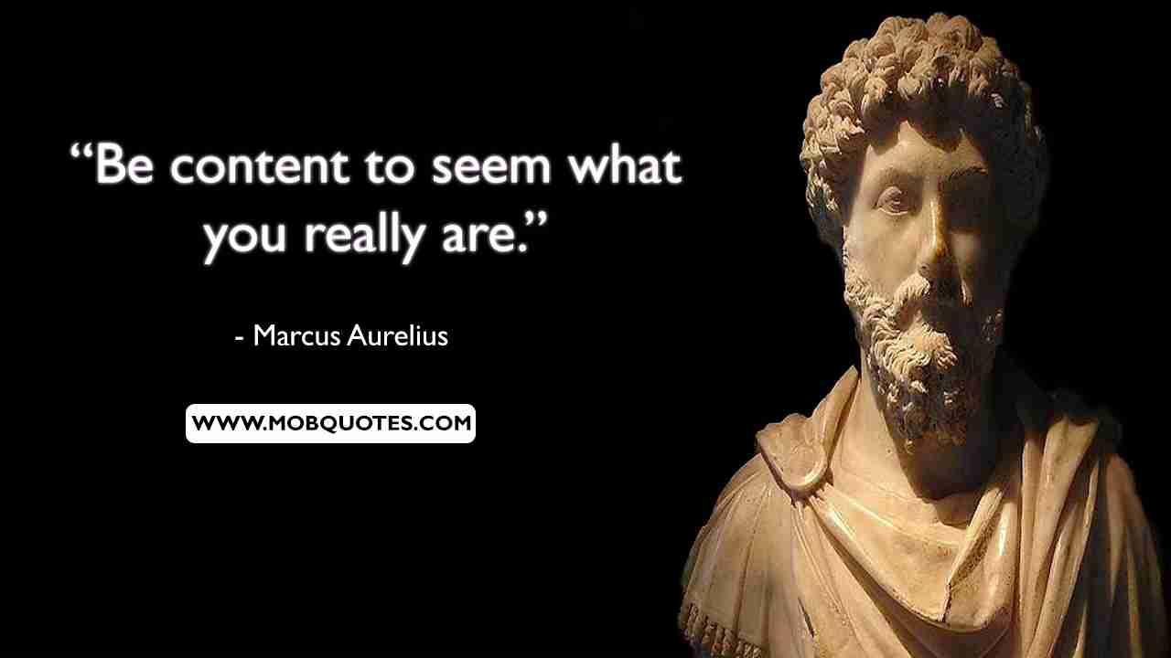 Marcus Aurelius Quotes Meditations