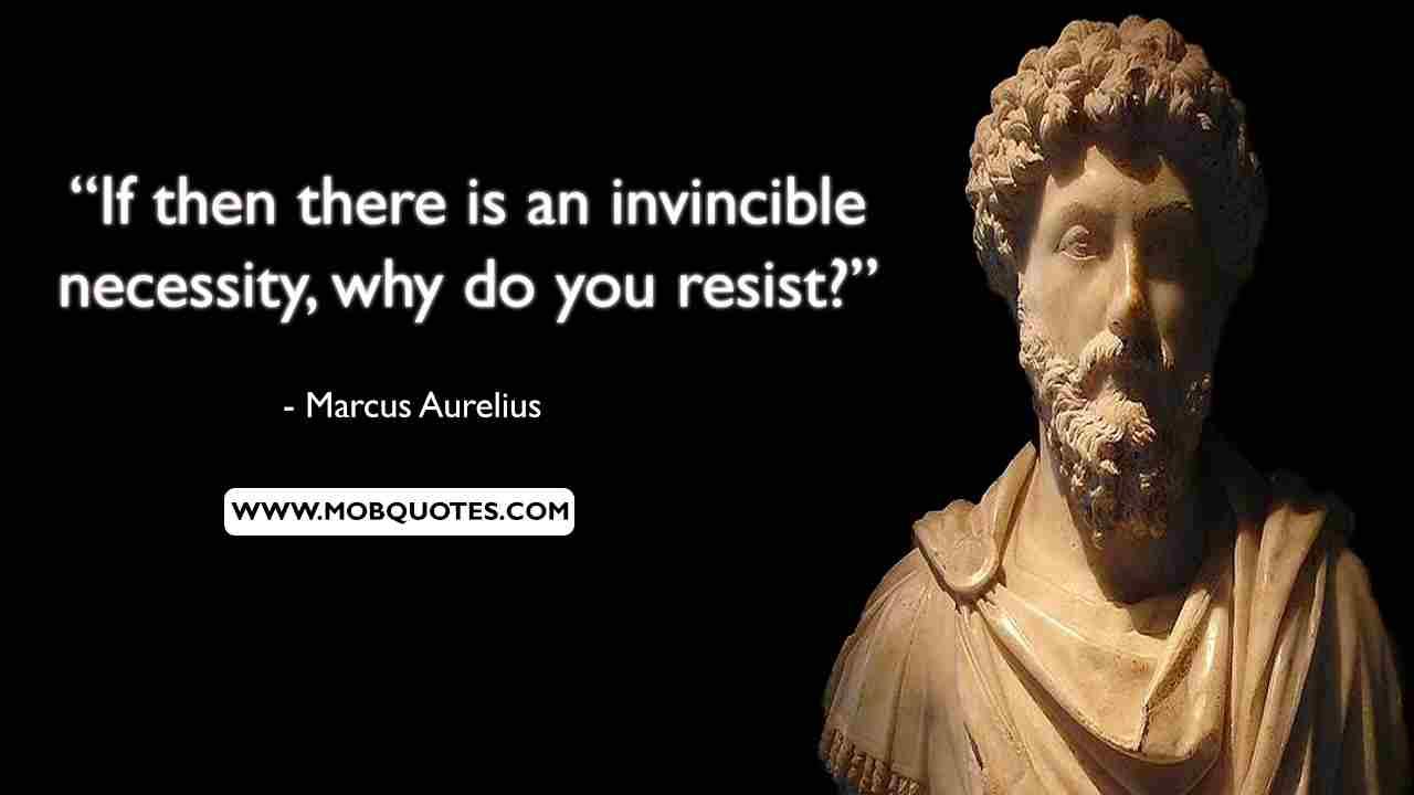 Marcus Aurelius Quotes On Ambition