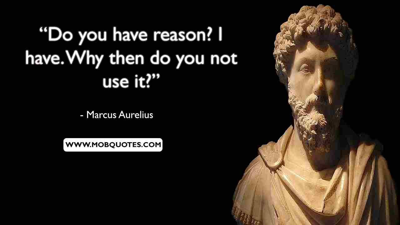 Marcus Aurelius Stoicism