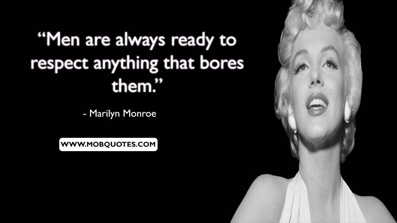 Marilyn Monroe Birthday Quotes