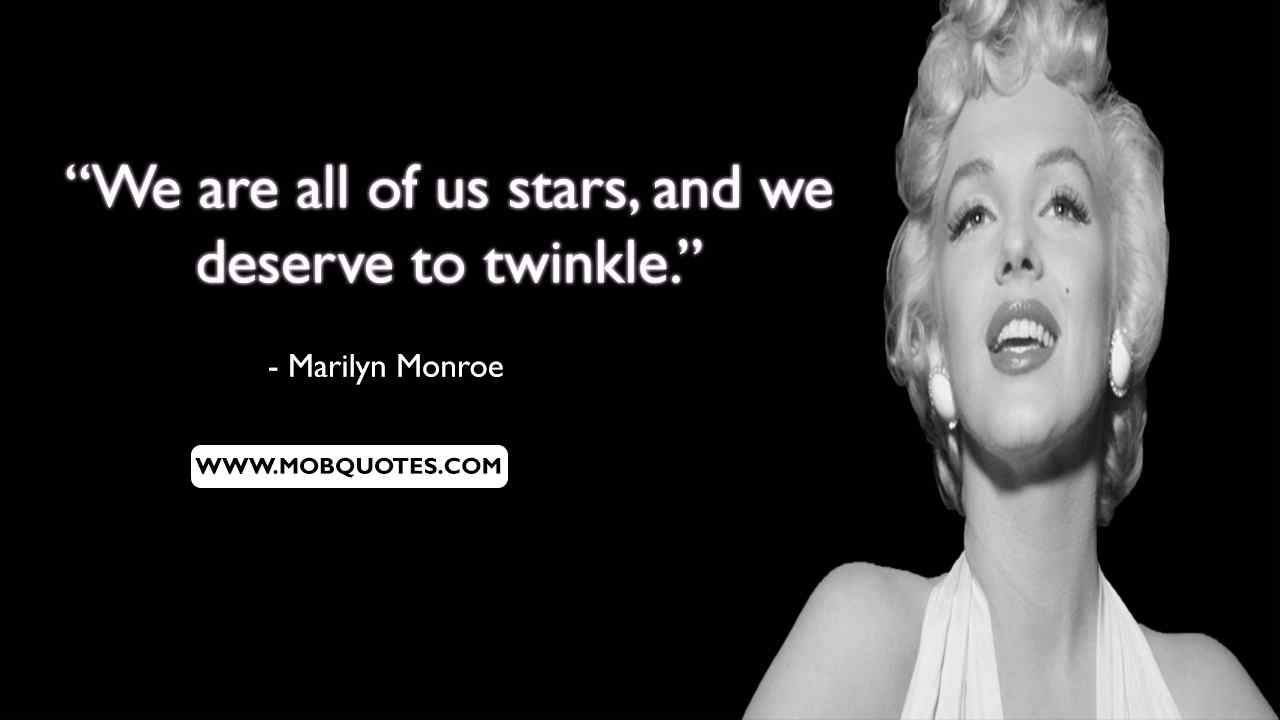 Marilyn Monroe Quotes About Makeup