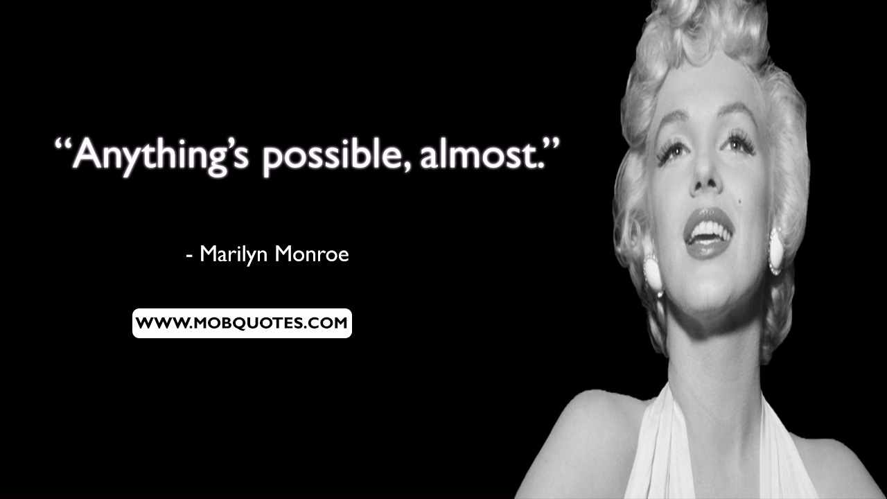 Marilyn Monroe Quotes On Beauty