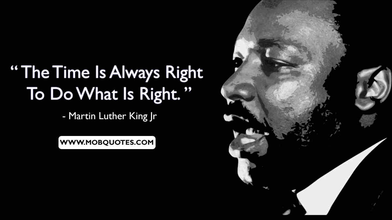Martin Luther King Quotes About Success