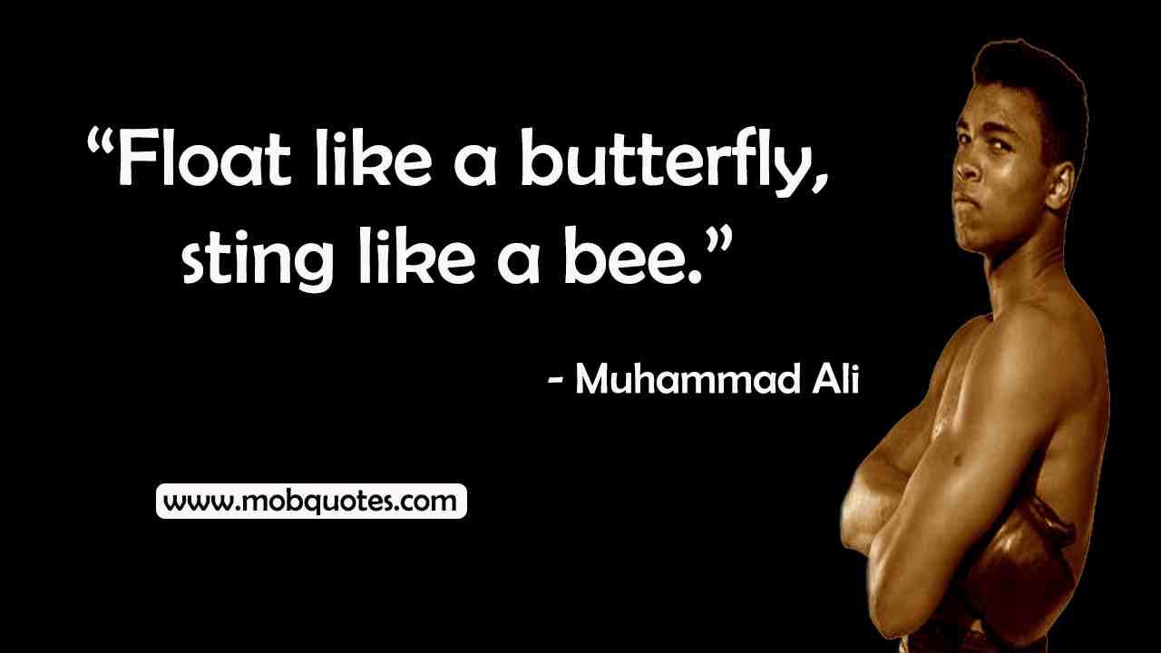 Muhammad Ali quotes Vietnam