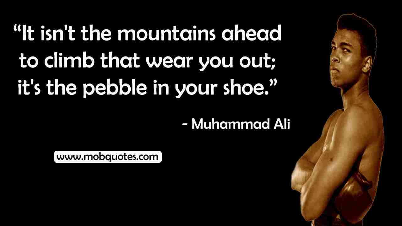 Muhammad Ali quotes funny