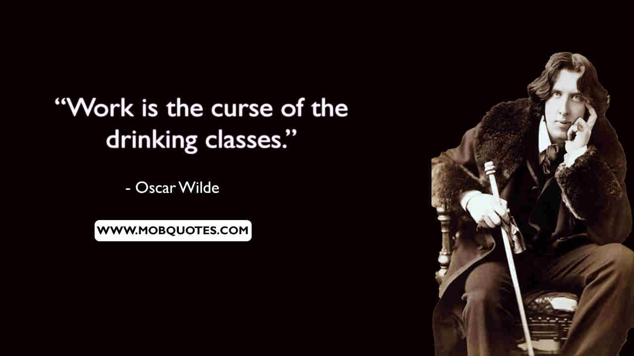 Oscar Wilde Quotes About Death