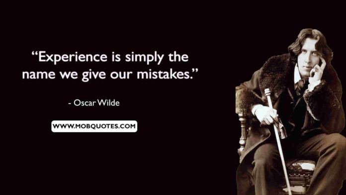 Oscar Wilde Quotes About Love