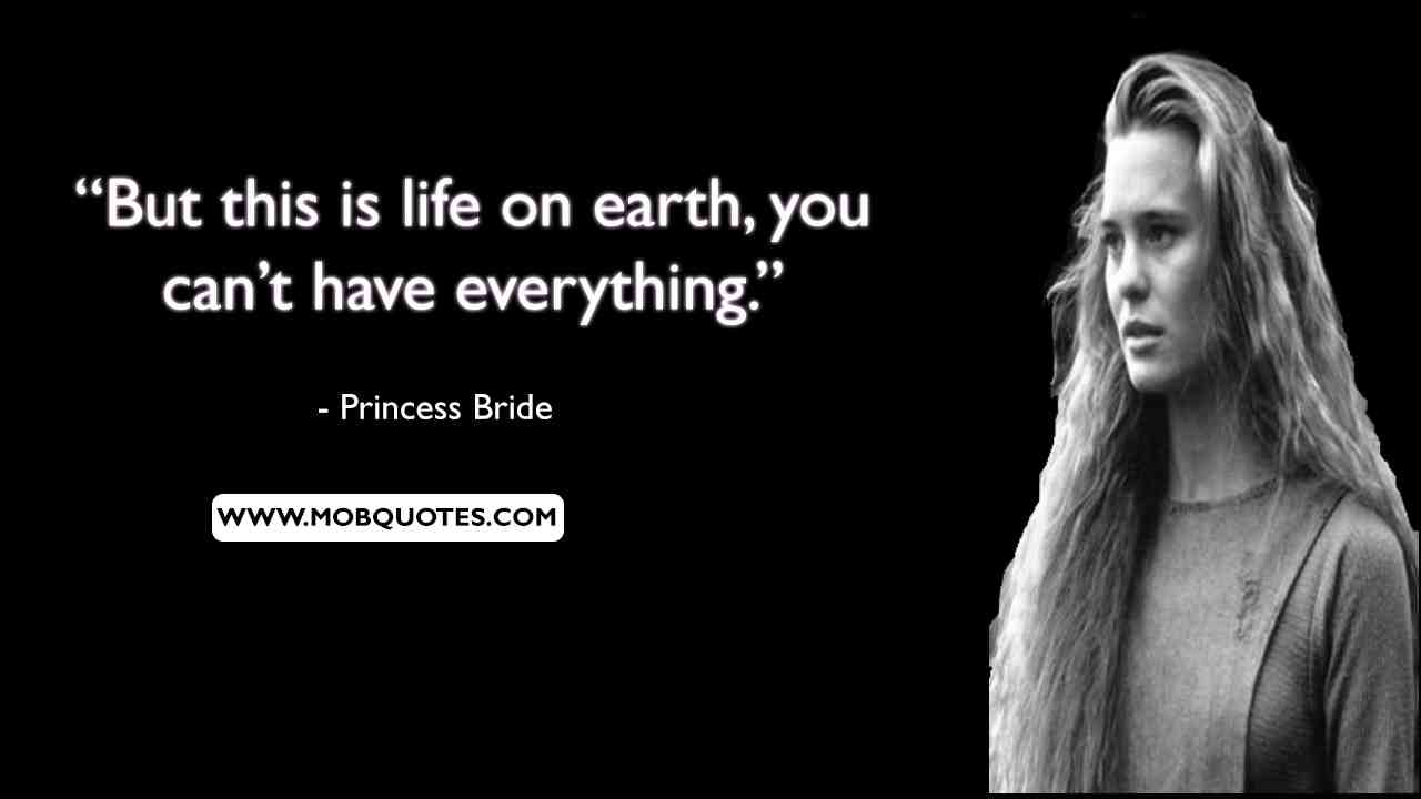 Princess Bride Albino Quotes