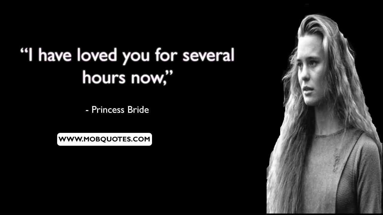 Princess Bride Movie Quotes
