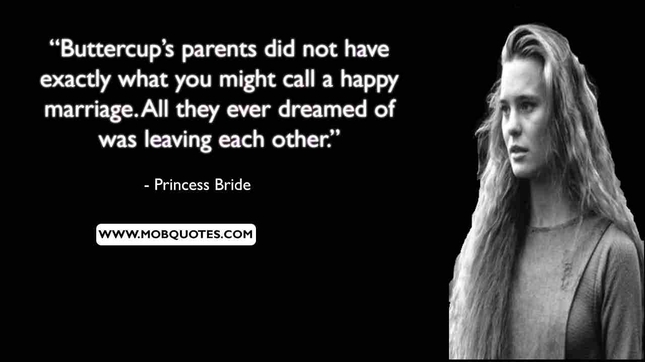 Princess Bride Quotes Marriage