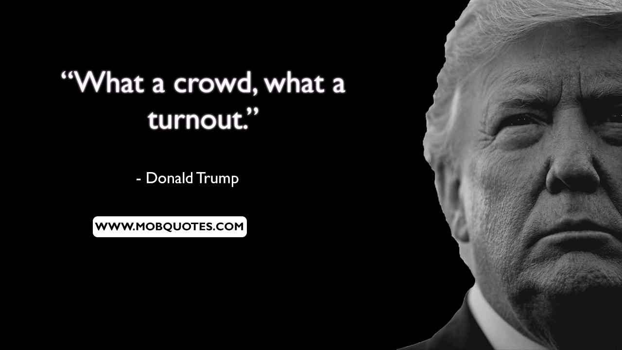 Quotes About Donald Trump