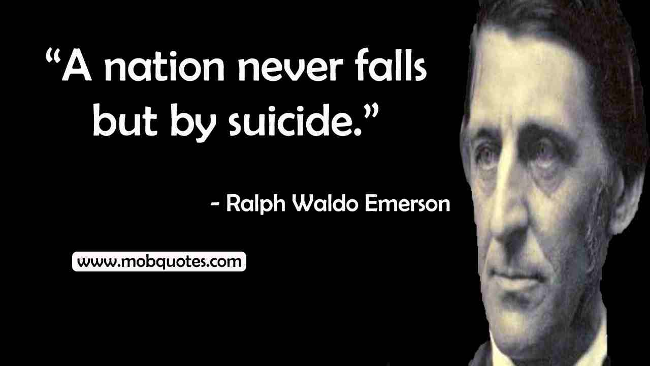 Ralph Waldo Emerson Quotes Friendship