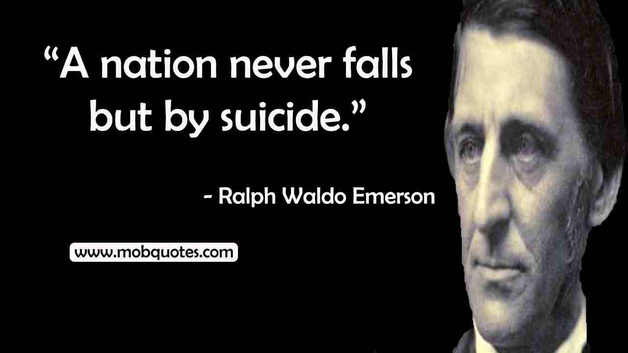 Ralph Waldo Emerson Quotes Friendship