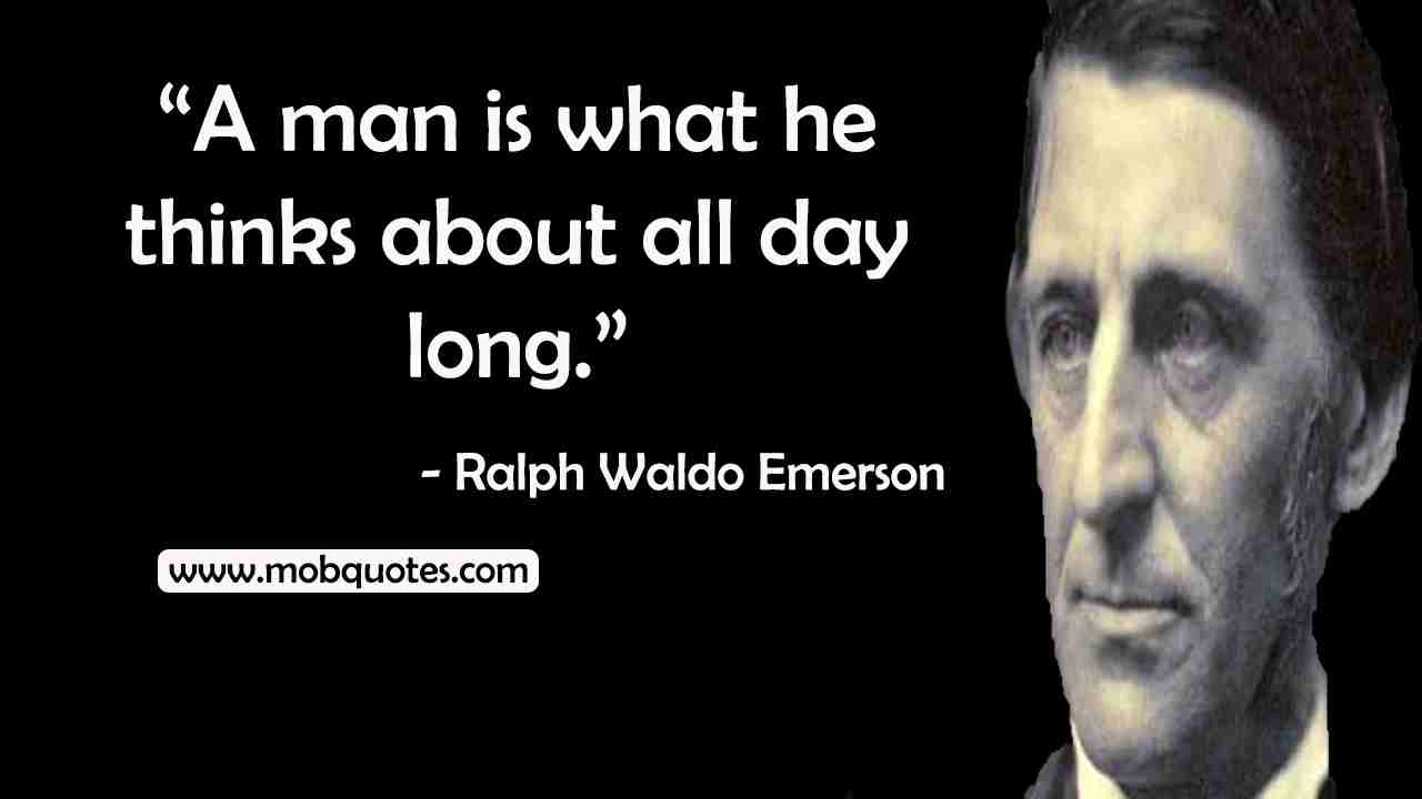 Ralph Waldo Emerson Quotes Nature
