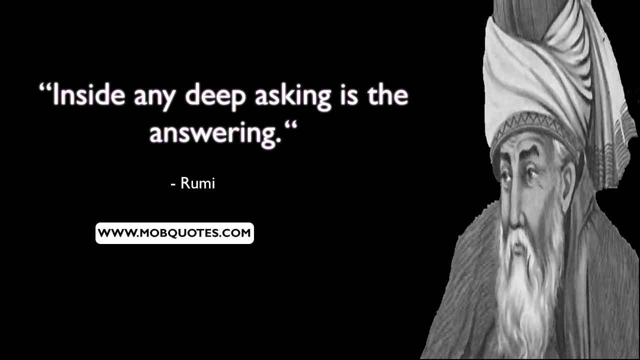 Rumi Quotes On Travel