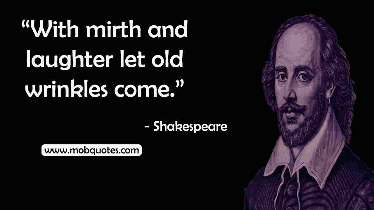 Shakespeare quotes on family