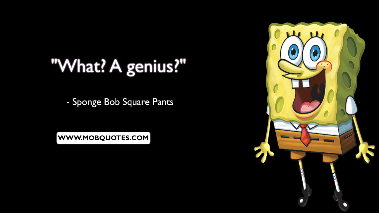 Spongebob Quotes About School
