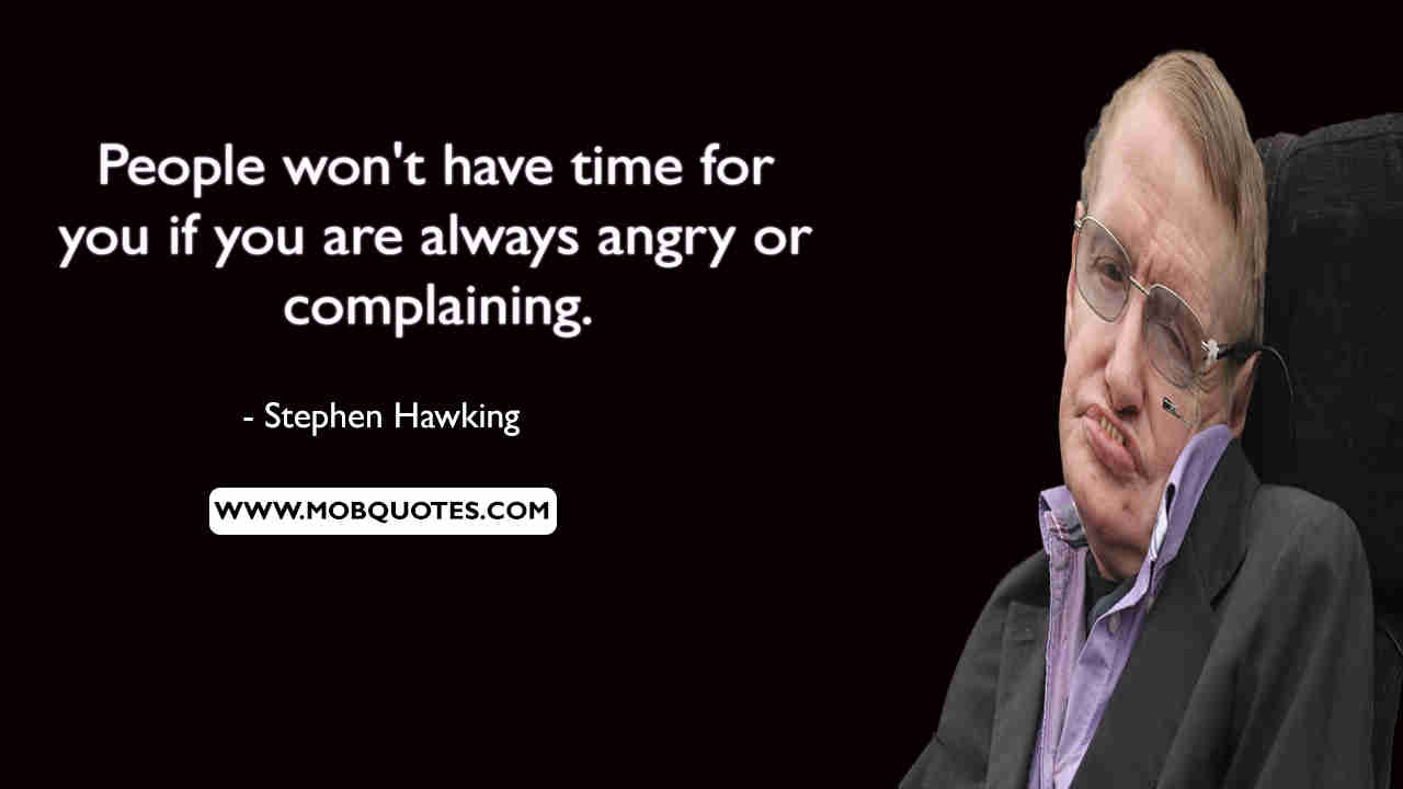Stephen Hawking Quotes On Hope